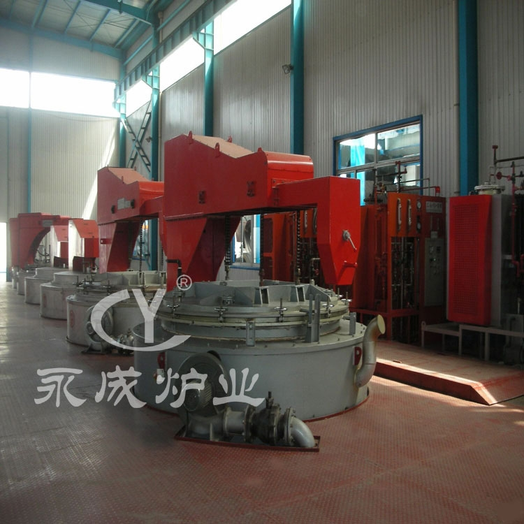Spheroidizing annealing furnace