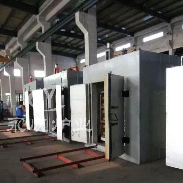 Aluminum plate annealing furnace