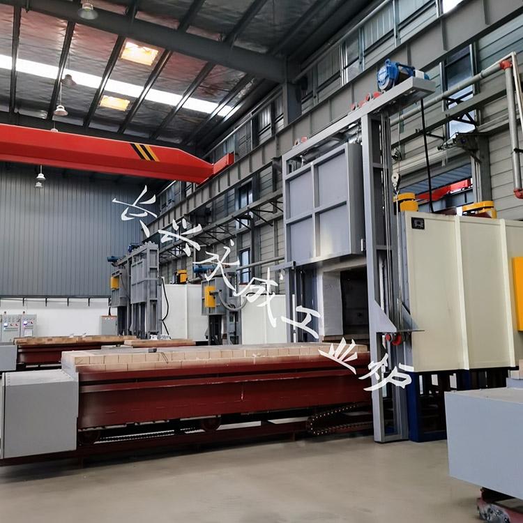 Aluminum alloy annealing furnace