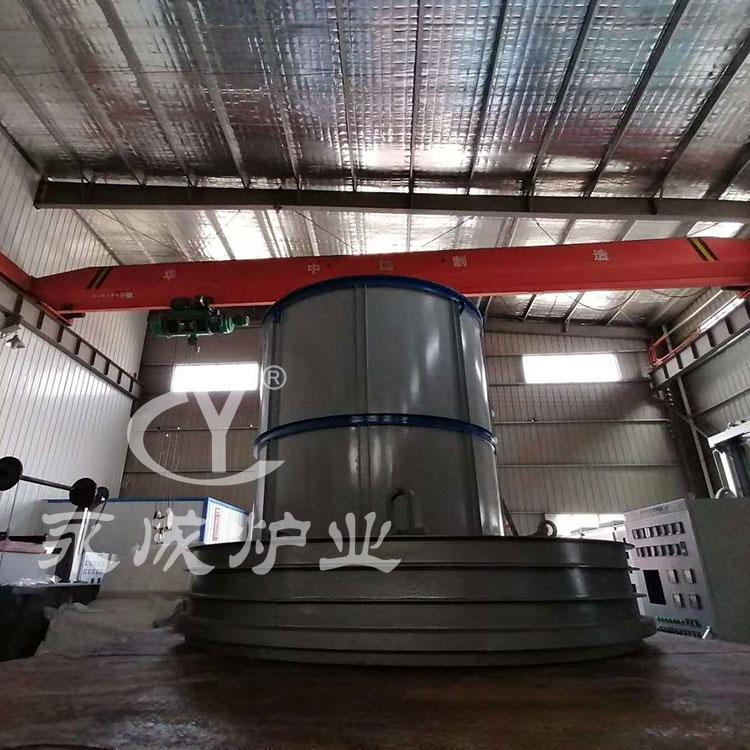 High temperature annealing furnace
