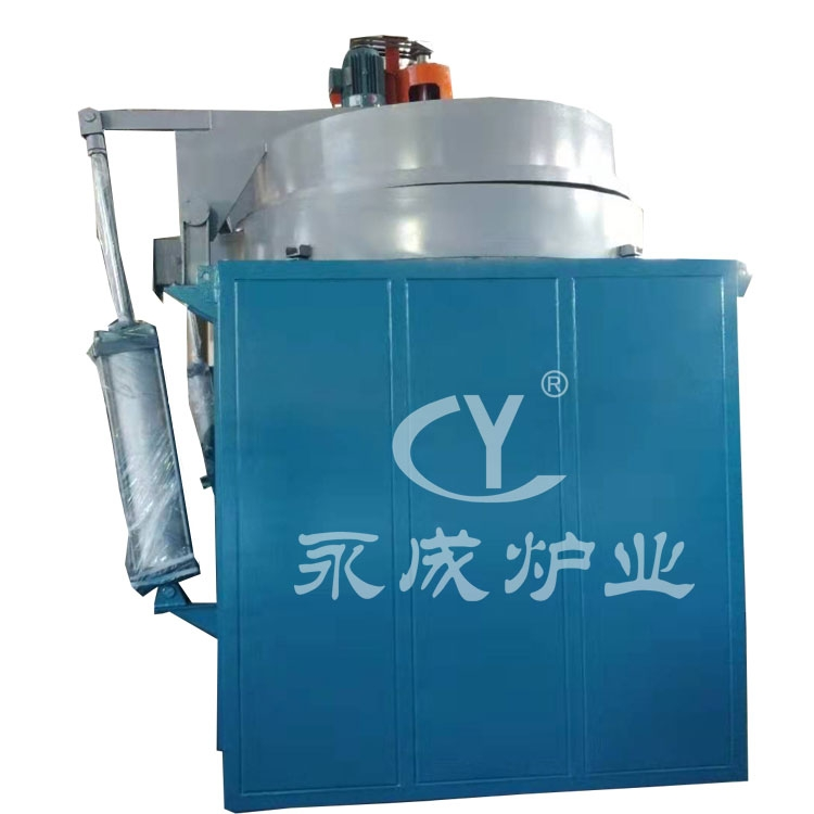 Liquid nitriding furnace
