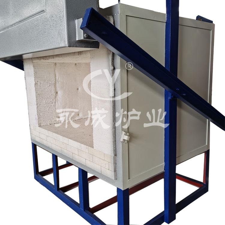 Quartz annealing furnace