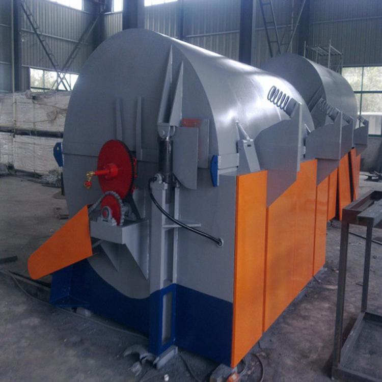 Lithium iron phosphate calciner