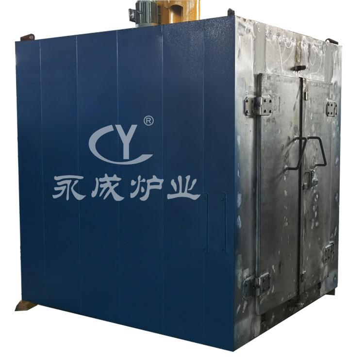 Aluminum alloy aging furnace