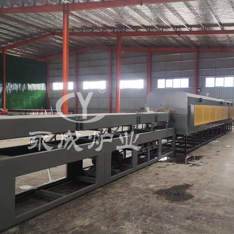 Powder metallurgy sintering furnace