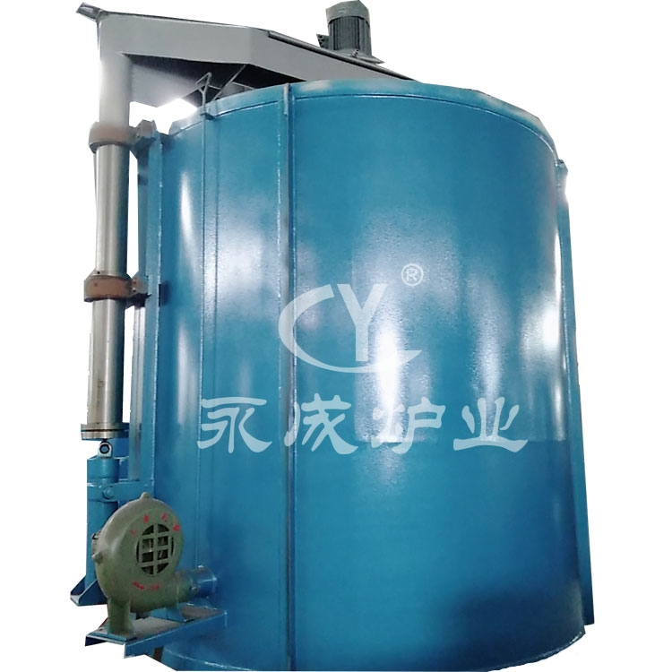 Well type resistance furnace